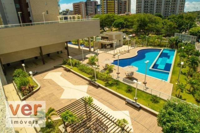 Apartamento à venda, 111 m² por R$ 1.060.000,00 - Cocó - Fortaleza/CE