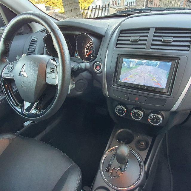 Mitsubishi ASX 2.0 AWD Flex *Apenas 12.000 km* *Impecável* *IPVA 2021 pago - Foto 2