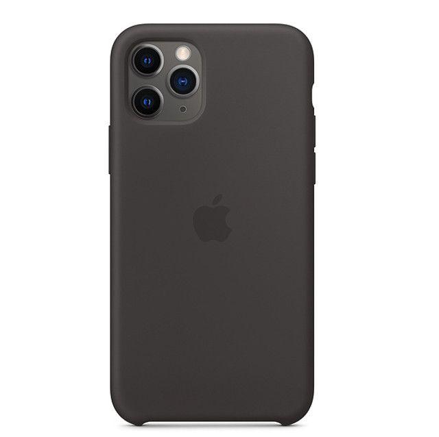 Capinha Silicone Aveludada iPhone X / Xs / 11 Pro