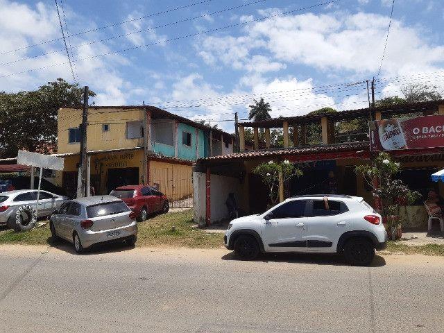 Casa com piscina e com pontos comerciais e 9 kitinetes na avenida em Itamaracá - Foto 3