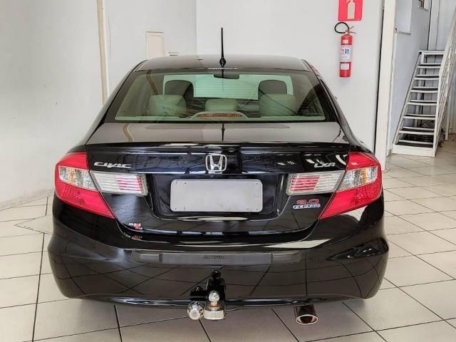 Honda Civic 2.0 LXR 16V FLEX  - Foto 5