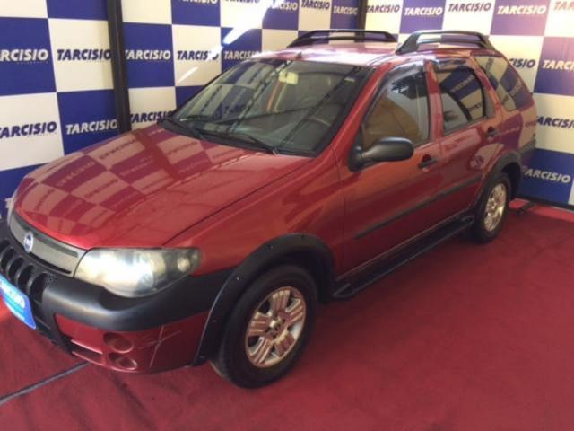 Fiat Palio Weekend Adventure 1.8 16v 2006 Flex