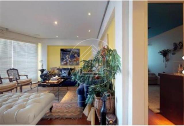 Apartamento à venda com 4 dormitórios em Leblon, Rio de janeiro cod:866047 - Foto 4
