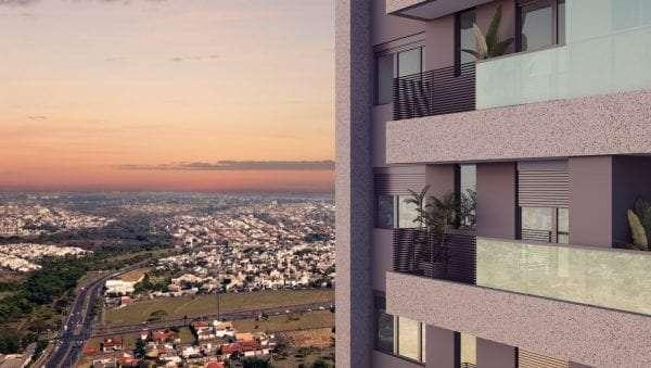 Sense Vertical Living - 115 a 151m² - Bairro Jardim das Acácias - Uberlândia, MG - Foto 3