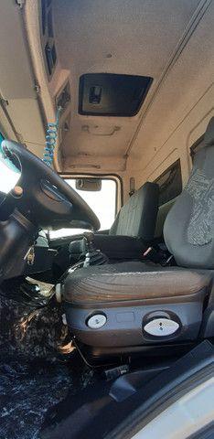 Mercedes Benz MB Atego 2428 bitruck 8x2 carroceria graneleira - Foto 12