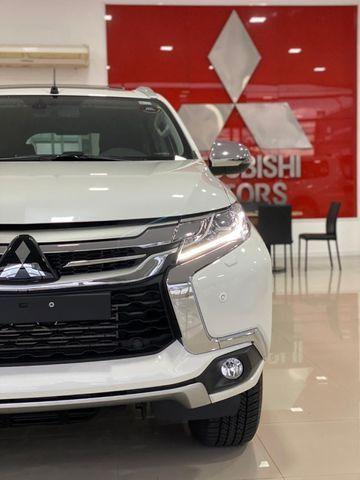 "Mitsubishi Pajero Sport 2.4 HPE Turbo 2019 / 2020. "" Melhor Avaliação no Semi- Novo."" - Foto 3"