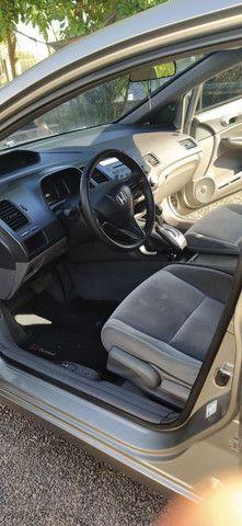 Civic 2007 lxs automático - Foto 11