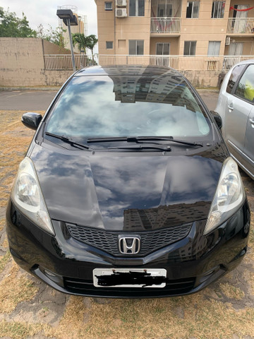 Vendo Honda Fit EXL automático - Foto 2