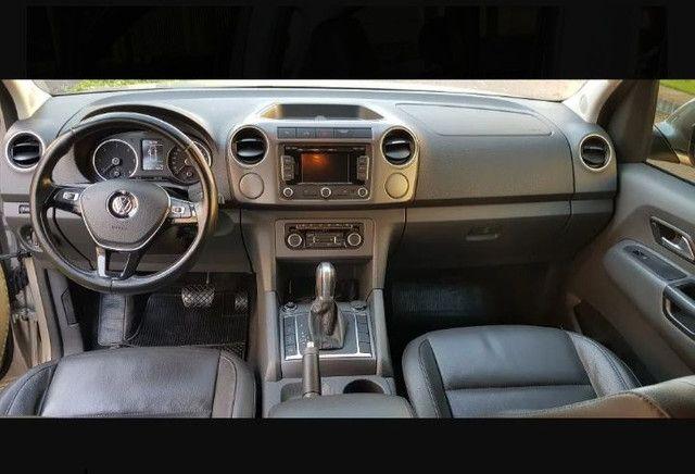 VW  Amarok 2.0  4X4 - Foto 8