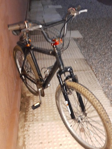 Bicicleta em alumínio com nota fiscal - Foto 4