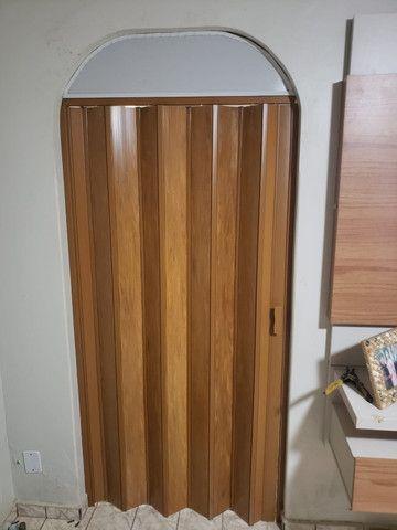 Porta sanfonadas (SEM instalação) c/opção de cor e tamanho. A partir de de 120,00 - Foto 6