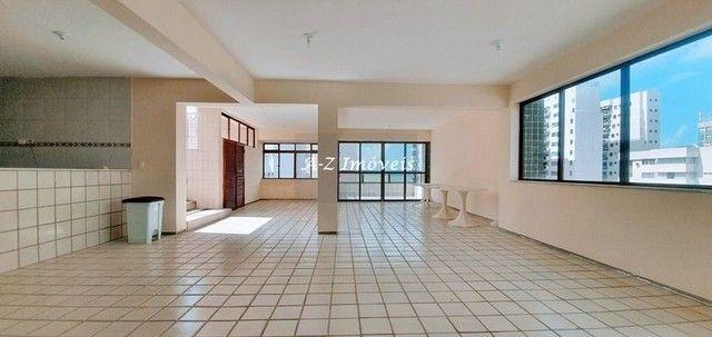 Alugo Apartamento em Boa Viagem com 4 quartos - Foto 13