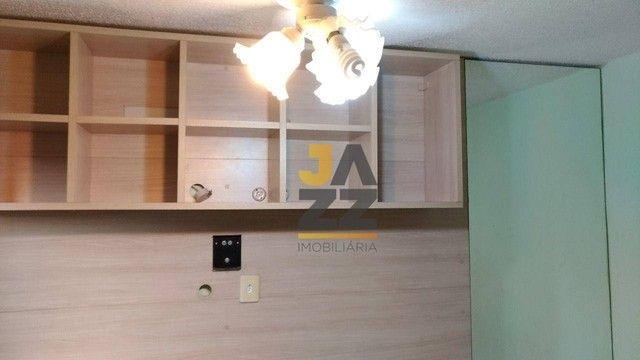 Apartamento com 3 dormitórios à venda, 55 m² por R$ 280.000 - Santa Maria - Osasco/SP - Foto 11