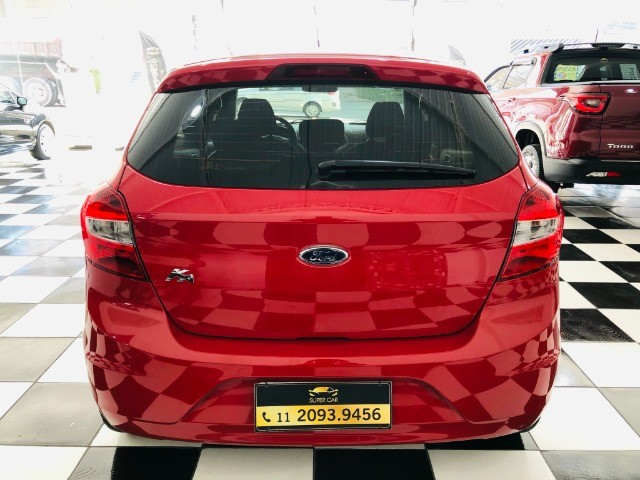 Ford Ka 2018 1.0 Se Flex 4p Impecável - Foto 7