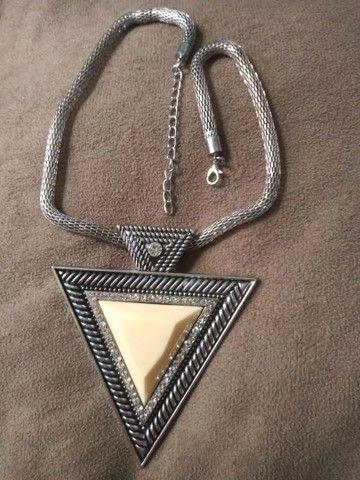 Colar Egito triângulo - Foto 3