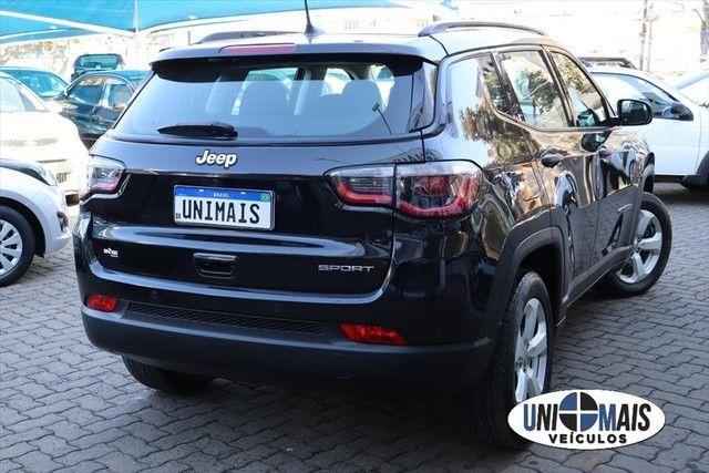 JEEP COMPASS 2.0 16V FLEX SPORT AUTOMÁTICO - Foto 7