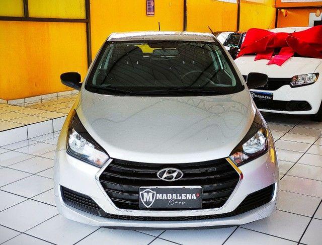 Impecável Hyundai HB20 1.0 completo e com 1 ano de garantia - Foto 19