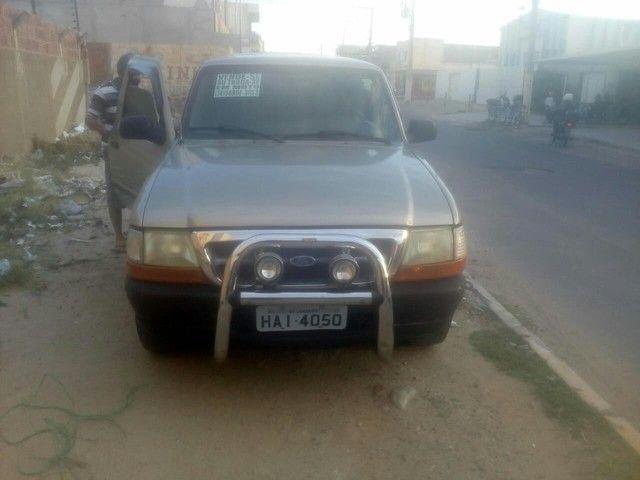 Ford ranger 2003 completa