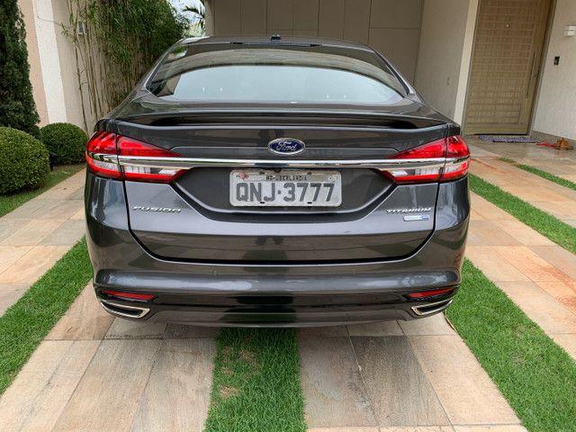 Ford Fusion titanium 2.0 awd - 2017/2017 - Foto 4