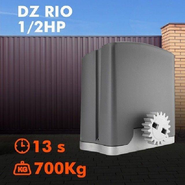 Motor para portão deslizante Ppa Dz Rio 700 Turbo 1/2Hp DZ.PPA-10 - Foto 5