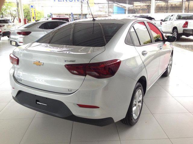 Chevrolet Onix Plus 1.0T LT Automático 2020/2021 - Foto 6