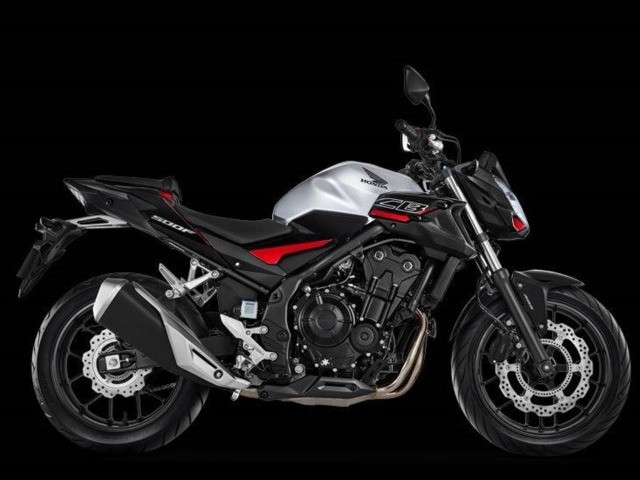 Honda Cb 500 2021 Entrada de $1000