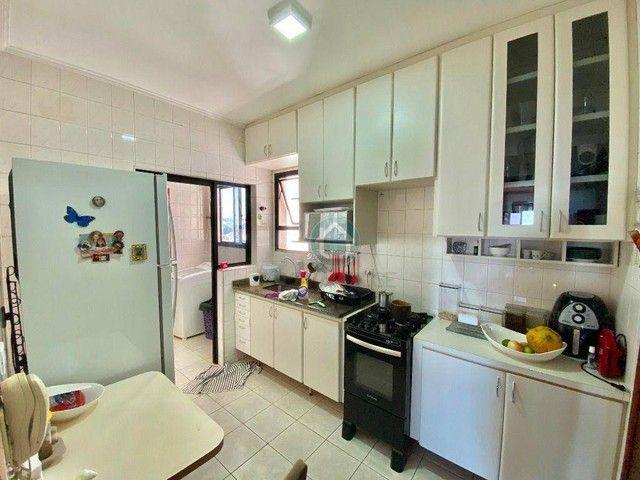 Central Park, Apartamento com 4 dormitórios à venda, 120 m² por R$ 600.000 - Centro - Camp - Foto 5
