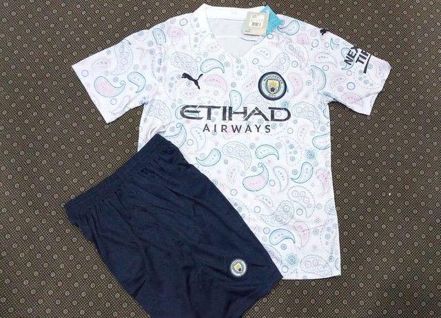 Conjunto Manchester City - Foto 2