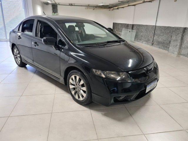 Honda Civic Automático Flex (Financio) - Foto 7