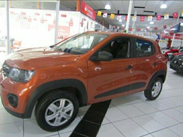 Renault Kwid 1.0 Disponível Parcelado - Foto 2
