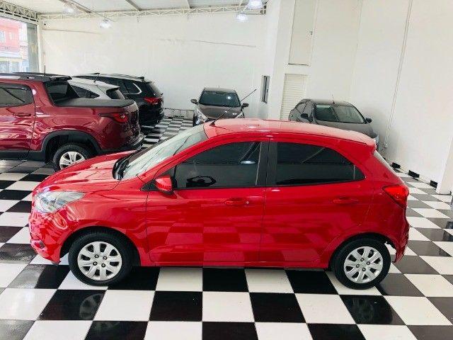 Ford Ka 2018 1.0 Se Flex 4p Impecável - Foto 4