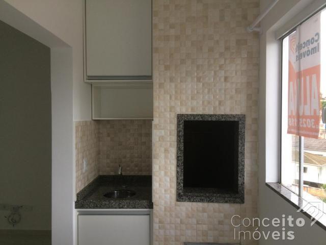 Apartamento para alugar com 2 dormitórios em Centro, Ponta grossa cod:393115.001 - Foto 8