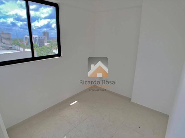 Apartamento c/ 3 quartos, 92m² e c/ revestimento em porcelanato no farol!!! - Foto 5