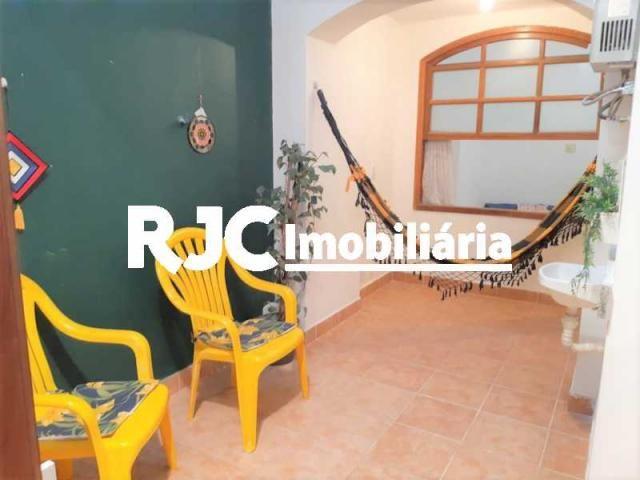 Apartamento à venda com 3 dormitórios em Flamengo, Rio de janeiro cod:MBAP33328 - Foto 4