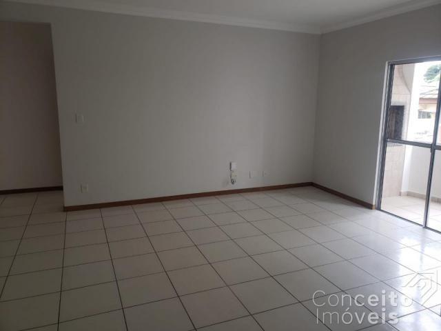 Apartamento para alugar com 3 dormitórios em Jardim carvalho, Ponta grossa cod:393123.001 - Foto 2