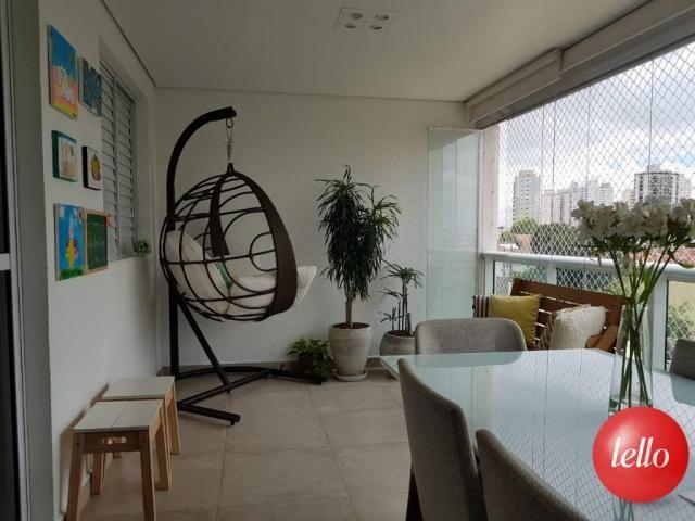 Apartamento à venda com 3 dormitórios em Mooca, São paulo cod:200173 - Foto 3