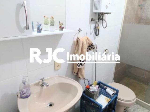 Apartamento à venda com 2 dormitórios em Rocha, Rio de janeiro cod:MBAP25266 - Foto 10