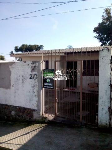 Casa à venda com 2 dormitórios em Nossa senhora do rosário, Santa maria cod:10981