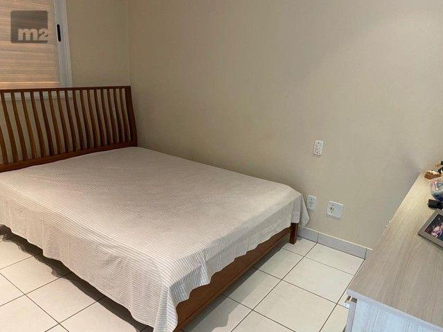 Apartamento à venda com 2 dormitórios em Setor oeste, Goiânia cod:M22AP1449 - Foto 15