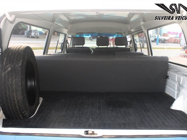 Volkswagen kombi 2011 1.4 mi std 8v flex 3p manual - Foto 7