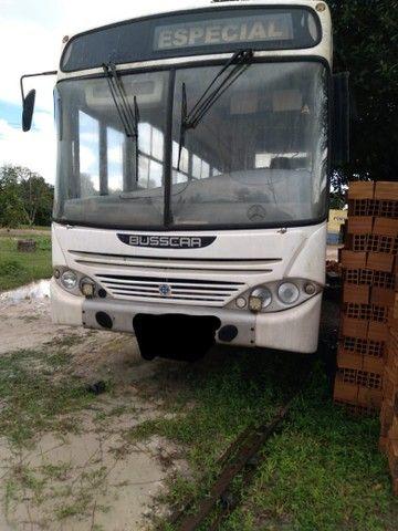 Ônibus busscar 1999