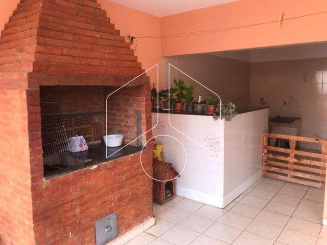 Casa para alugar com 3 dormitórios em Somenzari, Marilia cod:L14845 - Foto 10