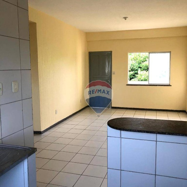 Apartamento com 2 dormitórios para alugar, 46 m² por R$ 750,00/mês - Edson Queiroz - Forta - Foto 9