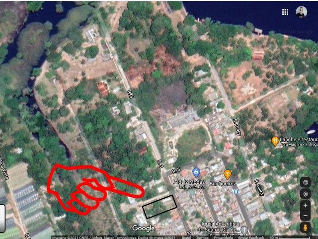 vendo ou troco uma casa com terreno no bairro puraquequara, $ 80 mil reias