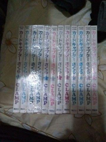 Coleção Sakura Card Captors