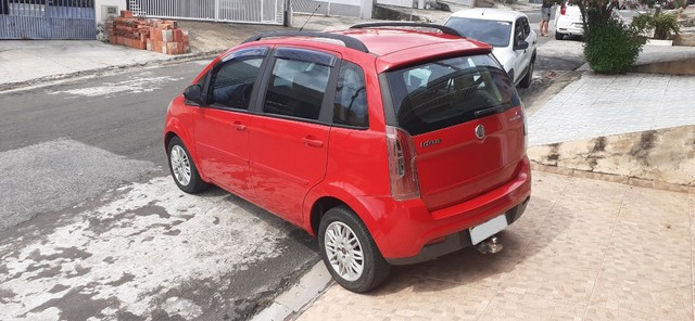 Fiat Idea 1.4 Mpi Attractive 8V Flex 4P Manual 2012 Completo - Foto 5
