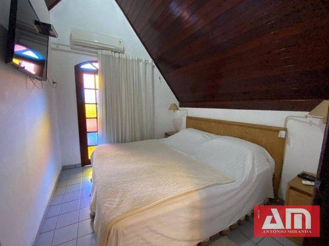 Vendo Excelente Casa Mobiliada em Condomínio em Gravatá - Foto 12