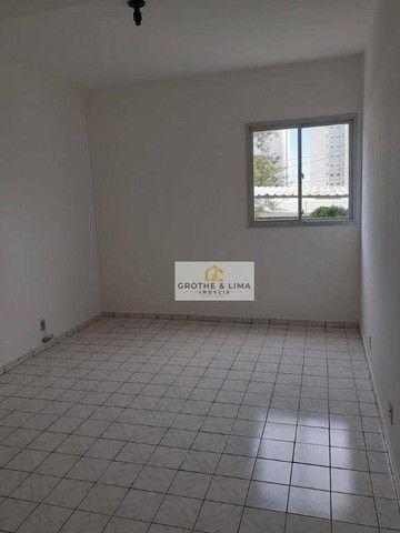 Apartamento com 1 dormitório à venda, 50 m² por R$ 196.100 - Vila Industrial - São José do - Foto 4