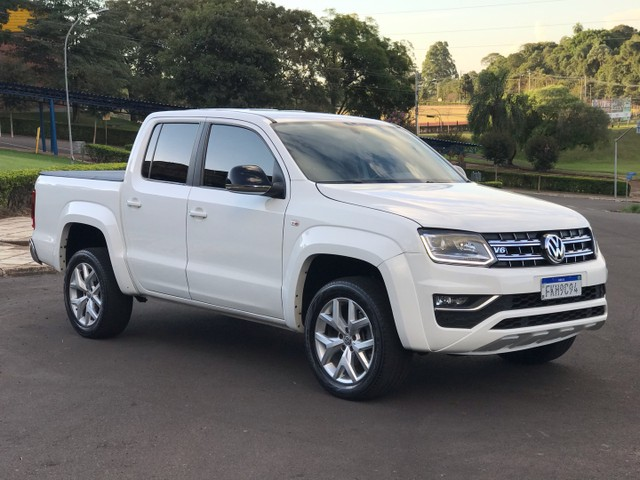VW Amarok 3.0 V6 Highline - 2018  - Foto 7
