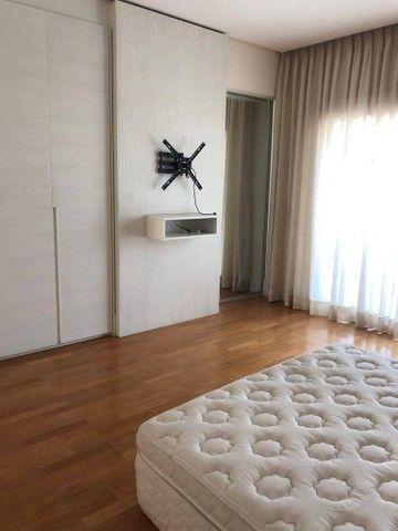 Casa com 4 dormitórios para alugar, 385 m² por R$ 24.000/mês - Tamboré - Santana de Parnaí - Foto 16